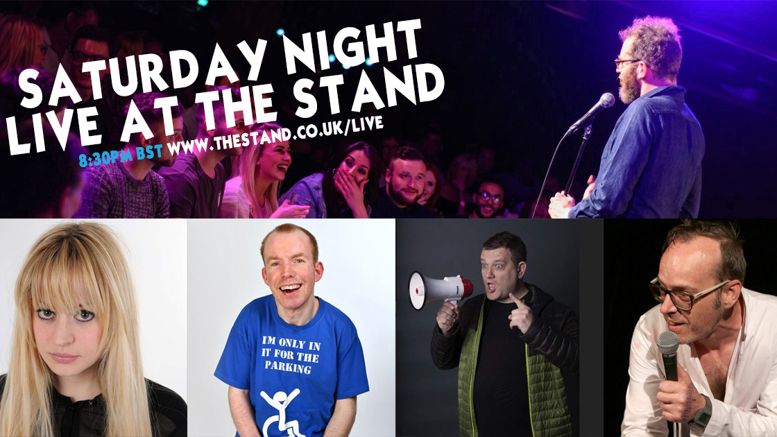 Saturday Night Live At The Stand: Newcastle Takeover | 06 June 2020