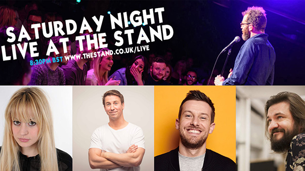 Saturday Night Live At The Stand: Newcastle Takeover | 13 June 2020