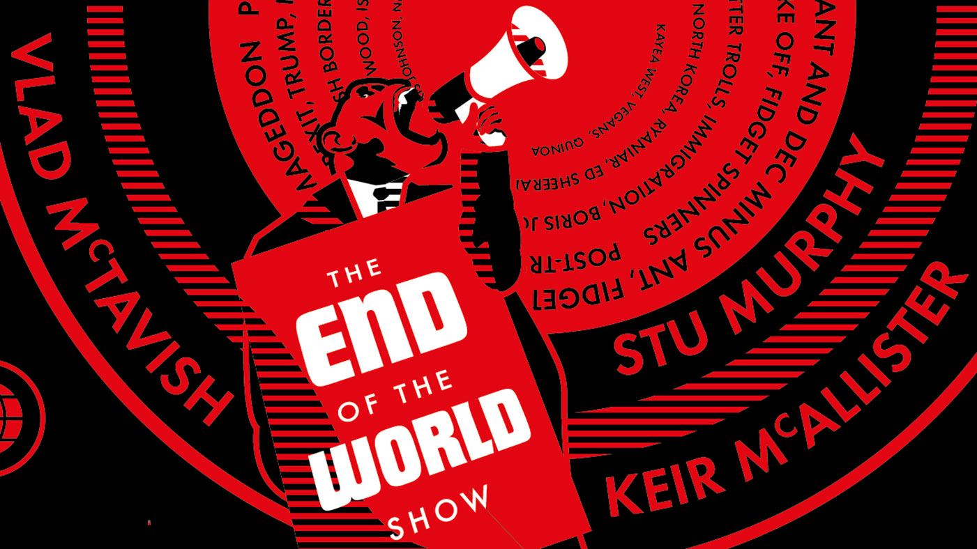 The End of The World Show - 11th November 2020
