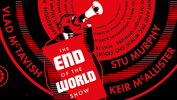 The End of The World Show - 20th August 2020